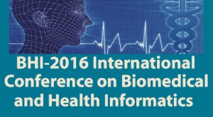 2016 3rd IEEE EMBS International Conference on Biomedical and Health Informatics